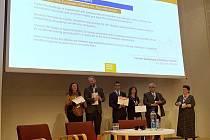 Ze slavnostního ceremoniálu ve finských Helsinkách, při kterém vstoupil Středočeský kraj do Evropské aliance pro učňovské vzdělávání (EAfA).