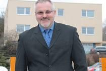Ředitel benešovské nemocnice Petr Hostek.