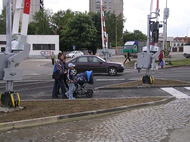 Při výluce opraví také přejezd v Blanické ulici.