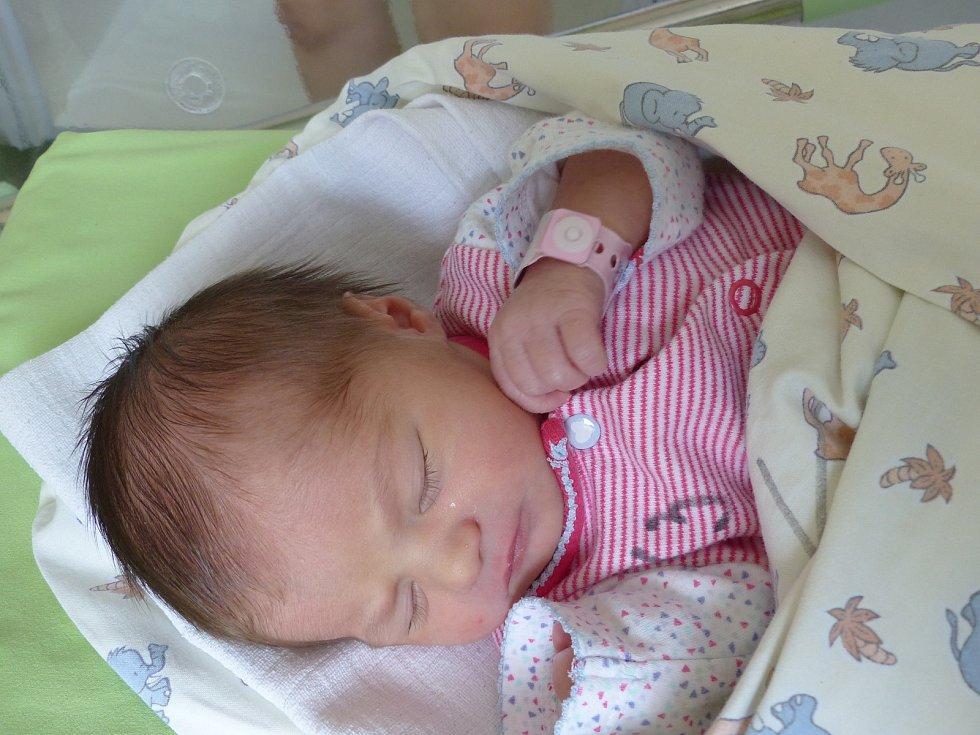 Kateřina Zouplnová se narodila 27. března 2021 v kolínské porodnici, vážila 2445 g a měřila 47 cm. V Uhlířských Janovicích bude vyrůstat s bráškou Vojtíkem (2.5) a rodiči Martinou a Jiřím.