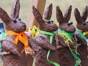 Jarmark v Odlochovicích byl velikonoční.