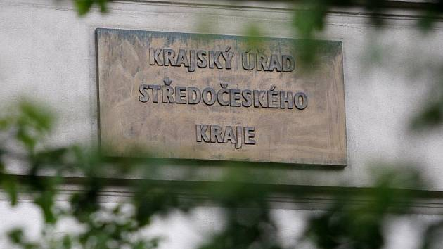 Krajský úřad Středočeského kraje - ilustrační foto