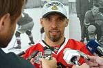 Michal Rozsíval představil Stanley Cup ve svém městě, Vlašimi.