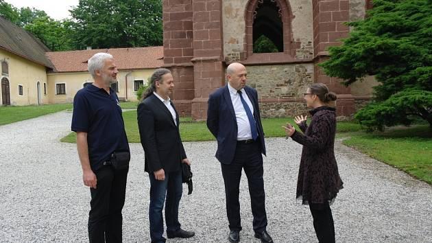 Momentky z návštěvy izraelského velvyslance Gary Korena na Benešovsku.