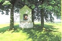 Kaplička v Xaverově.