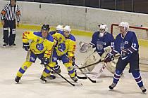 Benešov je před derby sice první v tabulce, ale v  derby s Vlašimí tahá většinou za kratší konec.