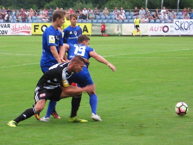 Vlašim padla doma s Českými Budějovice 0:2.