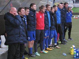 Osmifinále Mol cupu Vlašim - Zlín