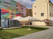 Multifunkční prostor v Benešově, Cirgus.