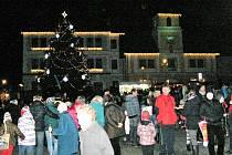 Sváteční slovo se koná na votickém náměstí ve středu 23. prosince v 17 hodin.