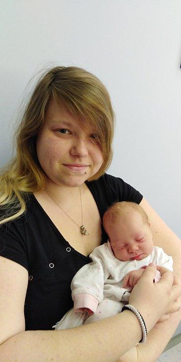 Sofie Krauzová se narodila 27. dubna 2021 v 17. 51 hodin v čáslavské porodnici. Vážila 3240 gramů a měřila 48 centimetrů. Domů do Heřmanova Městce si ji odvezli maminka Andrea a tatínek Michal.