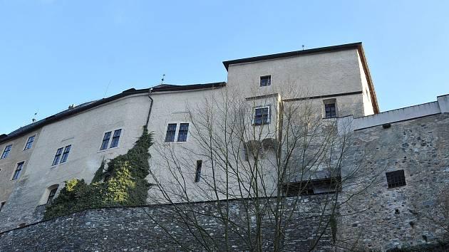 Prohlídky v duchu vánoc se na hradě Český Šternberk konaly v sobotu 2. prosince.