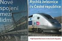 Na úspěšného autora čeká výpravná publikace o vysokorychlostních tratích.