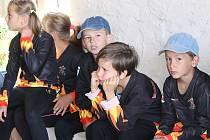Střezimířští školáci mají spádovou školu v Borotíně.