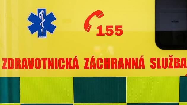 Zdravotnická záchranná služba. Ilustrační foto.