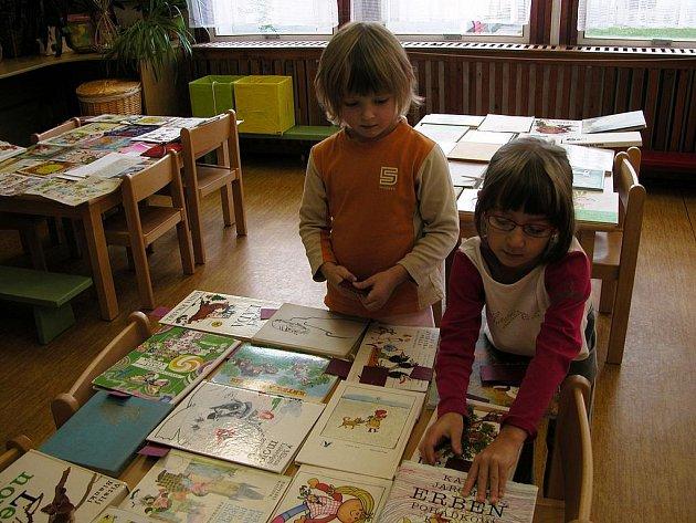 Soutěže se mohou zúčastnit i děti z mateřských škol.