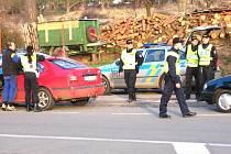 Předchozí dopravně bezpečnostní akce ve čtvrtek 3. prosince rotovala po celém Benešovsku.