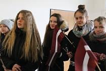 Z projektového týdne Erasmus+ s podtitulem Ruštinu se učíme aktivně.