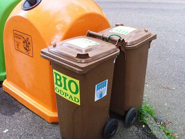 Nádoby na biodpad