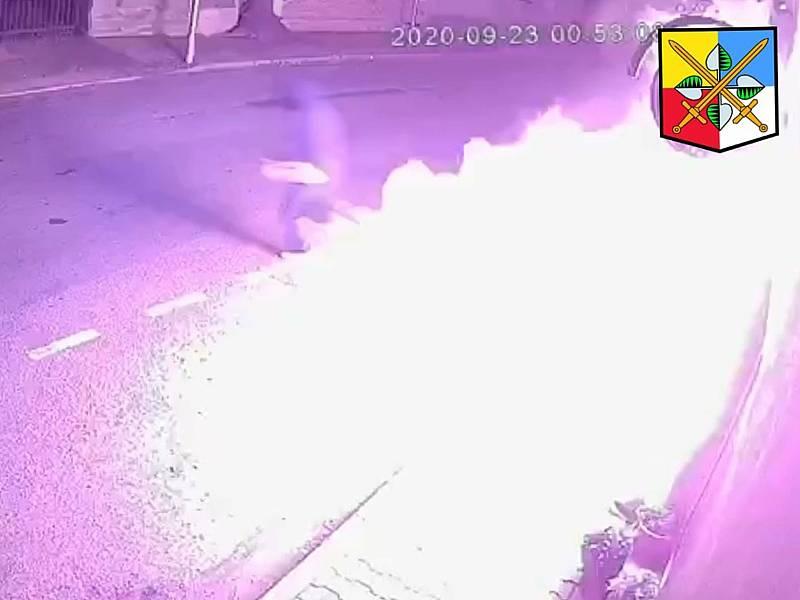 Žhářský útok, pátek 11. září.