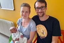 Antonín Černý se poprvé na svět podíval 19. července 2021 ve 20.45 hodin v čáslavské porodnici. Vážil 3670 gramů a měřil 52 centimetrů. Doma v Poděbradech ho přivítali maminka Tereza a tatínek Ladislav.