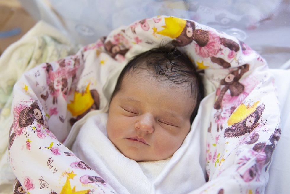 Viktoria Stanimirova z Milovic se narodila v nymburské porodnici 20. února 2021 v 1.34 hodin s váhou 2990 g a mírou 46 cm. Z holčičky se radují maminka Anna, tatínek Ivo a bráška Thomas (1,5 roku).