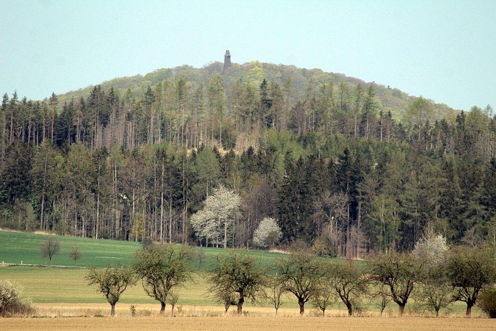 Hora Velký Blaník.