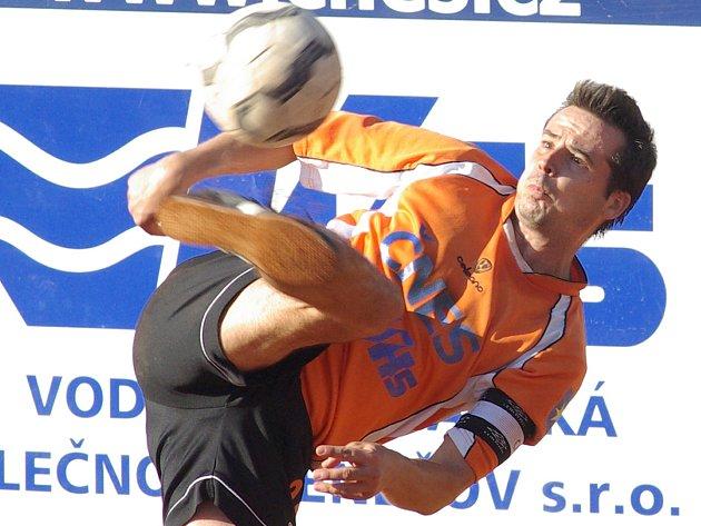 Kapitán benešovského Šacungu František Kalas dovedl letos své družstvo znovu k extraligové medaili.