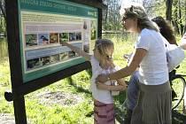 Ilustrační foto: Naučné stezky jsou pro turisty vítaným oživením výletů. Naštěstí jich je už poměrně dost