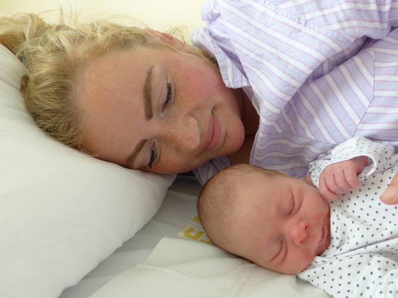 Sofie Fischerová se narodila 21. července 2021 v kolínské porodnici, vážila 2700 g a měřila 48 cm. Do Volárny odjela s maminkou Veronikou a tatínkem Jiřím.
