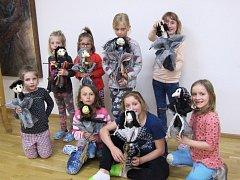 Kroužek Šikulové oslavil deset let od vzniku malou oslavou.