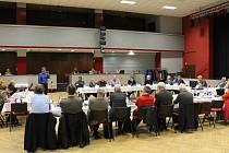Zasedání zastupitelstva Benešova