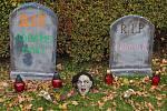Halloween u choceradského chataře.