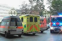 V úterý 15. září se v benešovské nemocnice uskuteční cvičení IZS. Bude tam hořet oddělení rehabilitace.