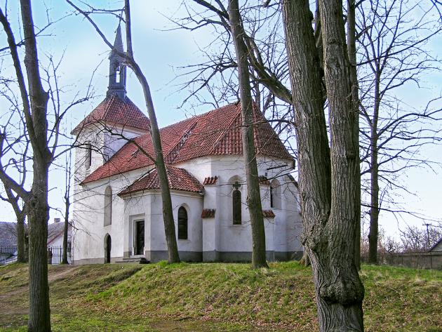 Kostel sv. Havla vRatměřicích