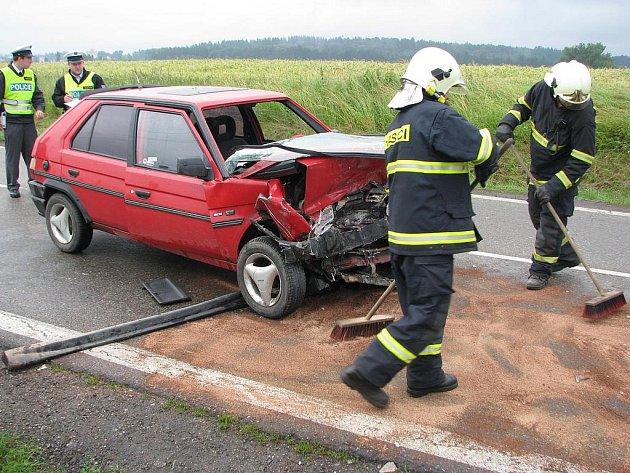 Dopravní nehoda je souhra mnoha okolností. Z maličkostí mohou vzniknout velké problémy.