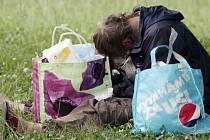 V Sázavě mají pouze jednoho bezdomovce.