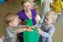 Mateřské centrum ilustrační foto