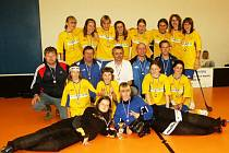 NISA open 2008 Liberec – žákyně