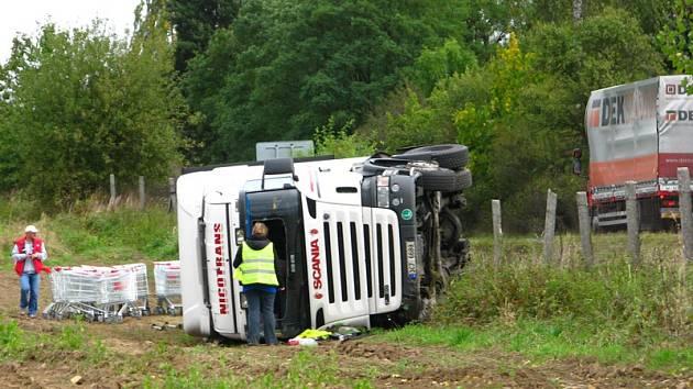 Jak by se obyvatelé Benešovska zachovali při převrácení kamionu s chemikáliemi, má za úkol zjistit průzkum, do něhož se lidé mohou aktivně zapojit.