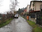 Kanalizace v Peceradech - 6. listopadu 2008