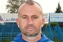 Kamil Kulhavý, trenér SK Benešov