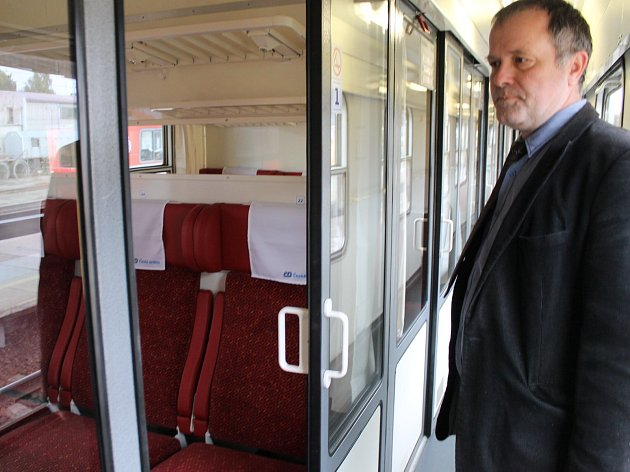 Renovace je viditelná v interiéru vlakových souprav.