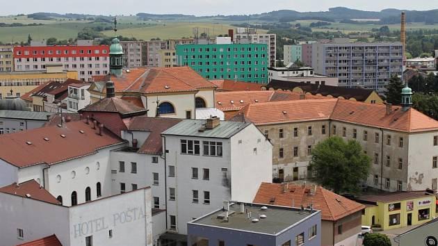 Benešov.