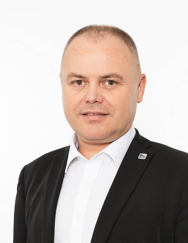 Radek Rozvoral, SPD.