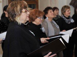 Sázavský klášter rozezněla hudba u příležitosti 17. listopadu