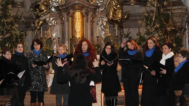 Tříkrálový koncert zakončil letošní Tříkrálovou sbírku.