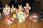 V Městské poliklinice se ve čtvrtek 9. dubna od 9 do 11 hodin konala výstava velikonočních ozdob