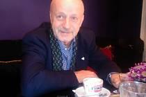 Světoobčan Vladimír Kravjanský.