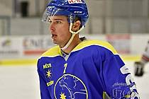 Martin Kotýnek, obránce HC LEV Benešov.